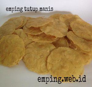 EMPING TUTUP MANIS