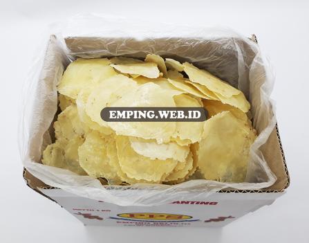 Emping melinjo